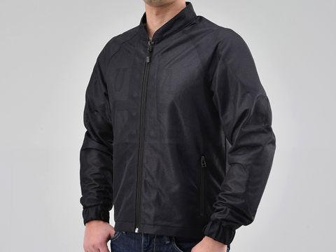 HBJ-040 シングルレイヤーメッシュジャケット ブラック