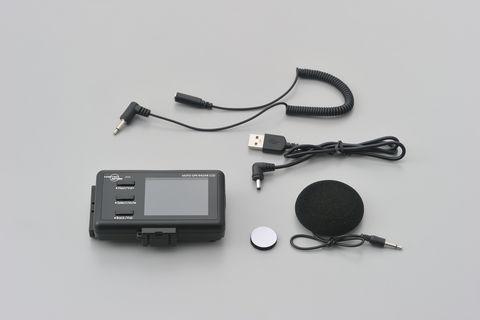 MOTO GPS RADAR 4(モトジーピーエスレーダー フォー)