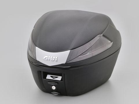 GIVI B34NT モノロックケース <34L> TECH未塗装ブラック