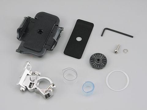 バイク用スマートフォンホルダー クイックタイプ