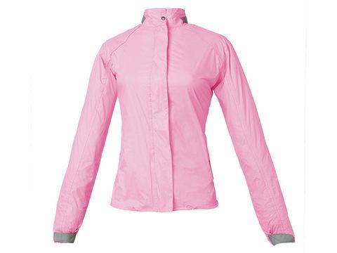 トゥカーノウルバーノ ナノレインジャケット レディース 蛍光ピンク