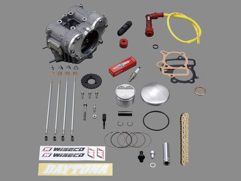 フィンガーフォロアーDOHC バージョンアップキット(124.8cc)