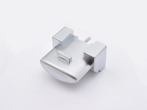 GIVI 【Z645CR】  プッシュボタンTECH (銀)