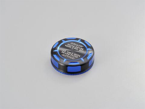マスターシリンダータンクキャップ  【brembo S15A/S15B】 ブルー