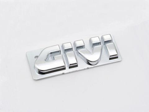GIVI【Z229】 GIVIメッキエンブレム
