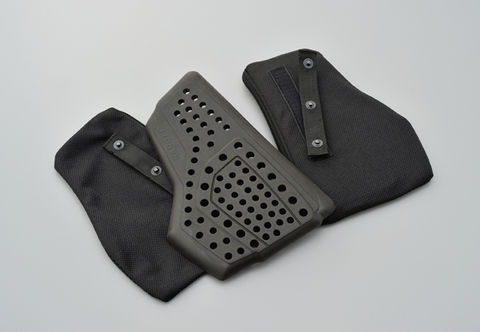 SAS-TEC 胸部プロテクター CP-2  (セパレートタイプ)