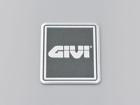 GIVI【Z186】 GIVIエンブレム (角)