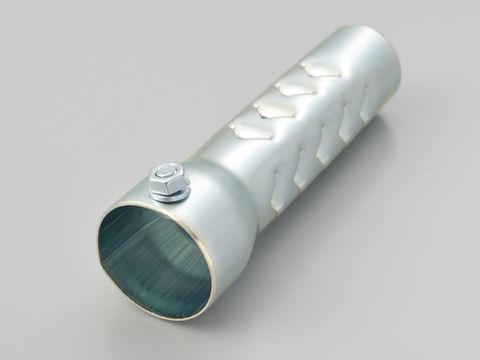 インナーサイレンサー φ40.5×φ32×140mm 排気干渉消音 スチール