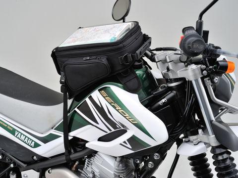 タンクバッグDH-728 オフロードバイク用