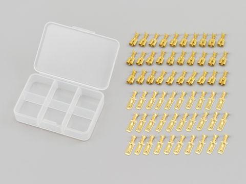 平型端子セット 250型 コネクター用