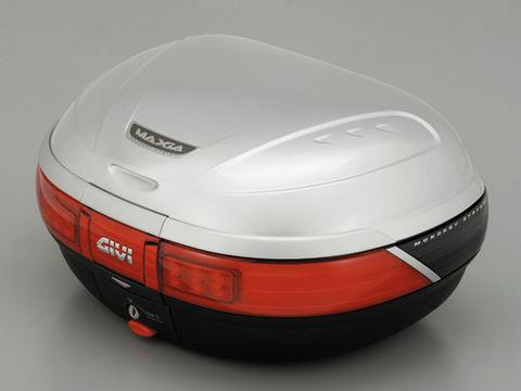 GIVI 【E52G730F】E52 MAXIA <52L>シルバー塗装
