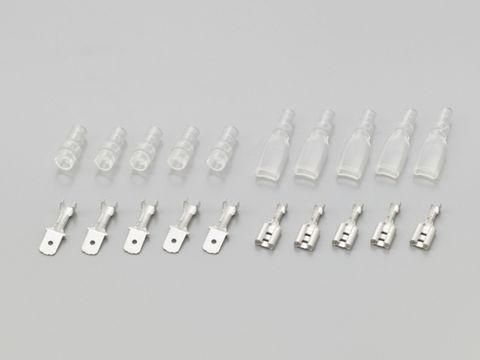 平型端子 (ブレーキスイッチ端子用) 187型 <セット>