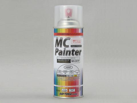 MCペインター 【Y59】ホワイトメタリック1