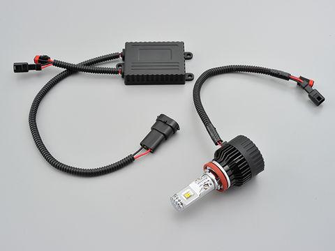 LEDヘッドランプバルブ フォース・レイ (H9/11)