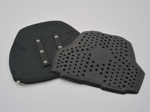 SAS-TEC 胸部プロテクター CP-3 パンチング
