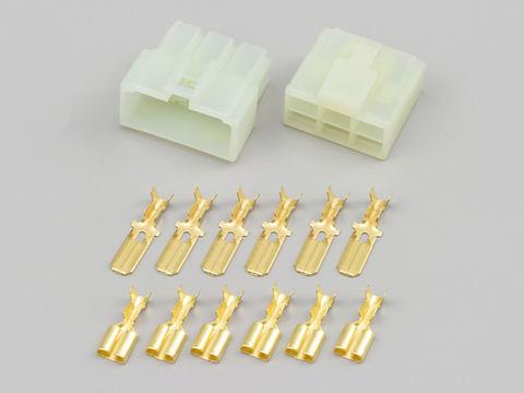 コネクター250型 <セット> 6極