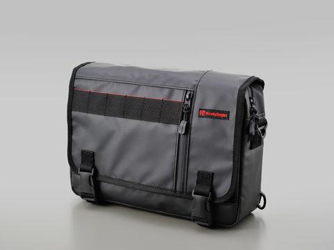 HBメッセンジャーサイドバッグ ブラック Mサイズ