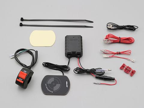 ワイヤレス充電器(Qi規格対応) 15W
