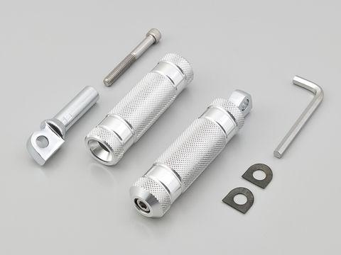 カスタムペグ ローレットタイプ フットペグスリム φ30×110mm