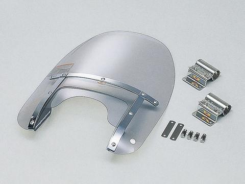national cycle FLウィンドシールド 本体W480mm×H480mm(板厚3mm)