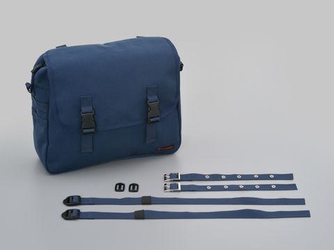 サドルバッグMIL DHS-14