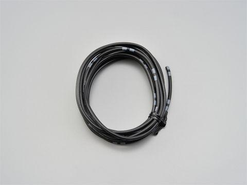 純正色ハーネス AVS0.75 (黒)