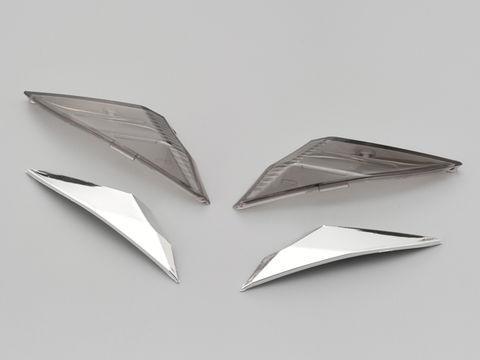 GIVI 【Z561KITF】 ボトムリフレクター左右セット(TECH用)