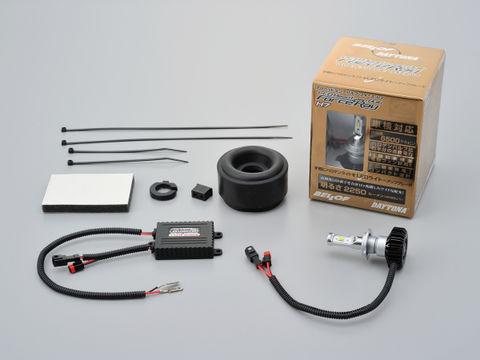 LEDヘッドランプバルブ フォース・レイ (H7)