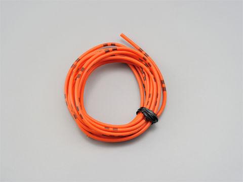 純正色 ハーネス AVS0.75 (オレンジ)