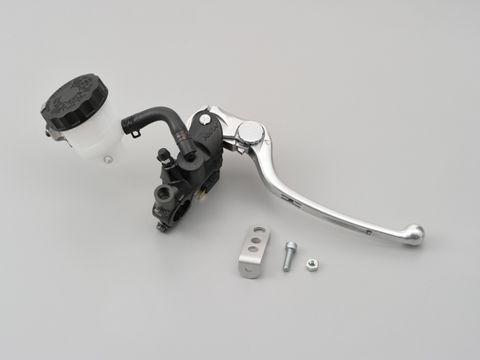 NISSIN ラジアルブレーキマスターφ17 ブラック/シルバー
