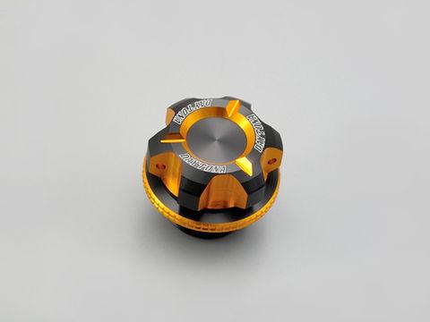 PREMIUM ZONE オイルフィラーキャップ【ゴールド】