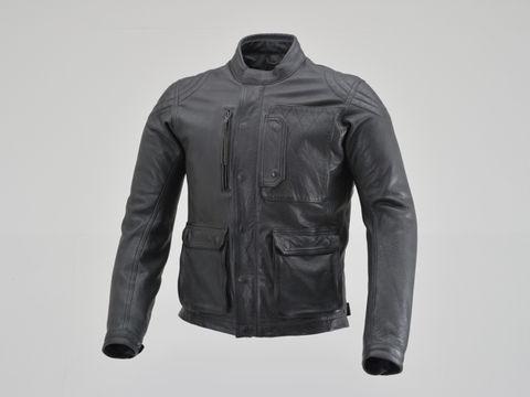DL-501 スクランブラージャケット ブラック