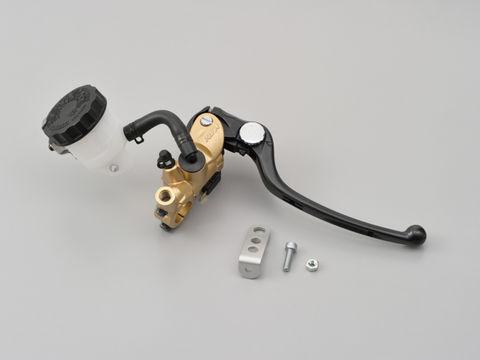 NISSIN ラジアルブレーキマスターφ17 ゴールド/ブラック