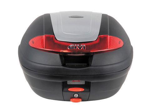 GIVI 【E340G730】E340 VISION <34L>シルバー塗装