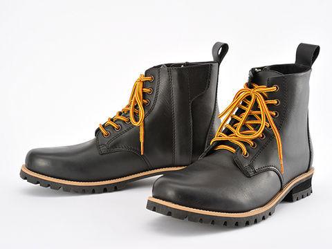 HBS-003 ショートブーツ ブラック