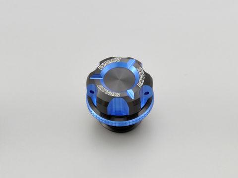 PREMIUM ZONE オイルフィラーキャップ【M20XP2.5】ブルー