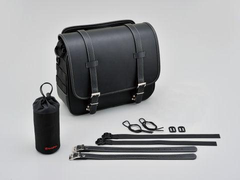 サドルバッグ 12ℓ/インナー防水【DHS-5】