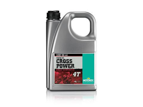 MOTOREX CROSS POWER 4T 【10W50】4L