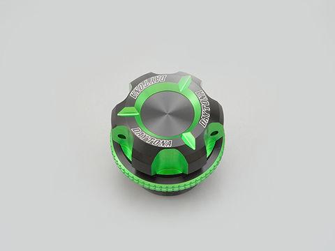 PREMIUM ZONE オイルフィラーキャップ【M20XP2.5】ライムグリーン