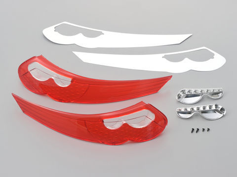 GIVI 【Z696R】 サイドリフレクター (左右セット)