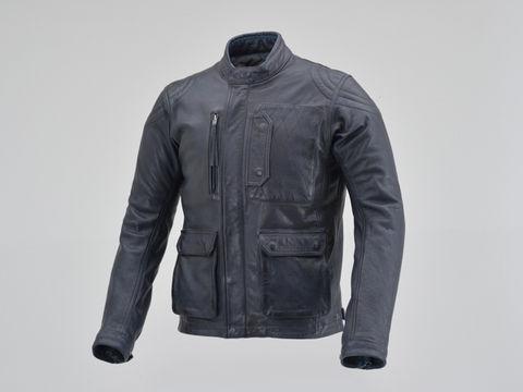 DL-501 スクランブラージャケット ネイビー