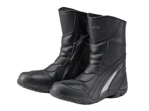 DH805 ライディングブーツ ブラック/グレー