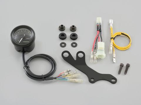 VELONA™ 電気式タコメーターキット φ48