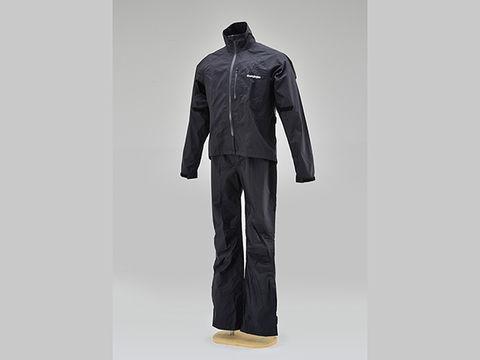 HR-001 マイクロレインスーツ ブラック