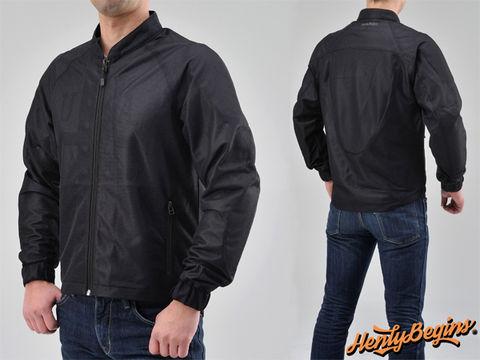 HBJ-040 シングルレイヤーメッシュジャケット