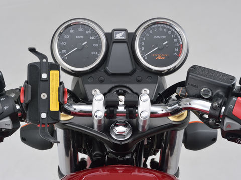 2.4A/4.8A バイク専用電源 メインキー連動