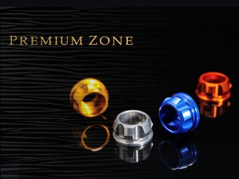 PREMIUM ZONE ナンバーホルダーセット