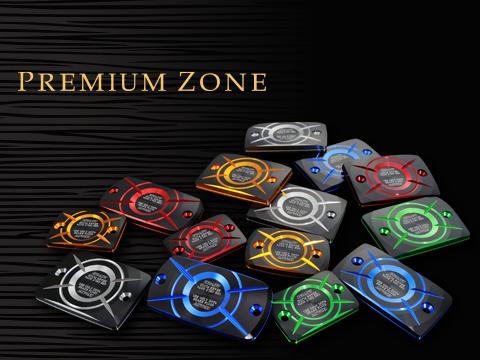PREMIUM ZONE 角型マスターシリンダーキャップ