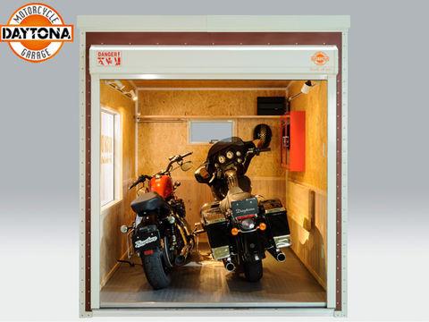 バイク ガレージ デイトナ