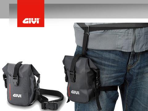 GIVI 防水ホルスター、ウエストバッグ